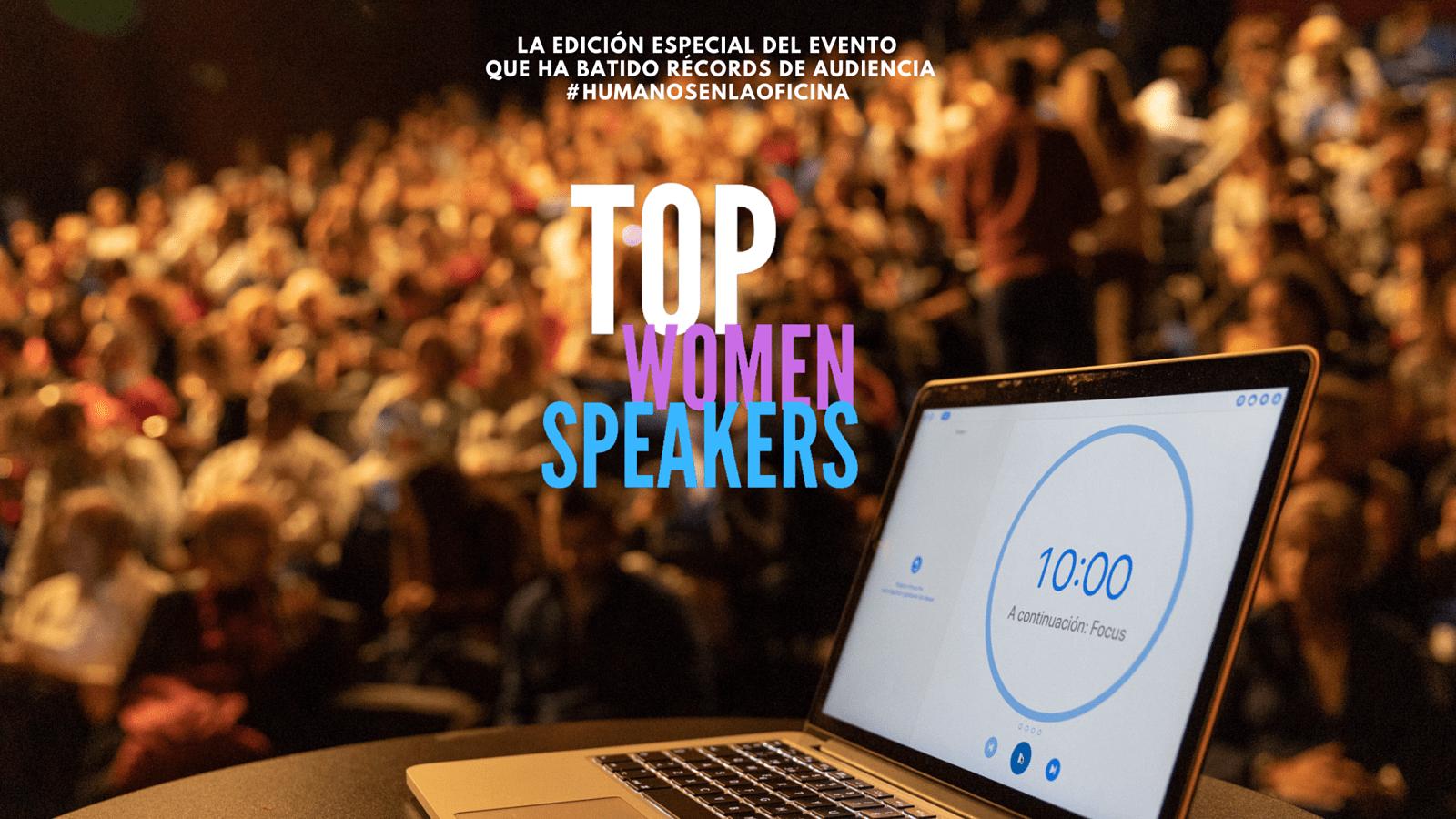 2019 humano en la oficina edición especial #topwomenspeakers